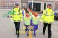 广州杰袖公路反光衣免费印字马甲多口袋交通施工安全服