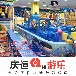 广西幼儿园室内游乐设备淘气堡安装厂家