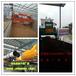 有机肥发酵菌种河南厂家供应翻堆机行走式翻堆机
