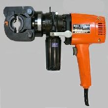 铜铝端子压接机便携式充电液压机小型线路工具