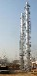 茌平专业安装玻璃钢烟囱不锈钢烟囱工程