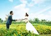 蔚蓝海岸婚纱摄影--春暧花开,幸福迎着清风来