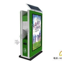 内蒙古金德广告垃圾箱价格图片