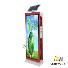上海定制金德广告垃圾箱厂家图片
