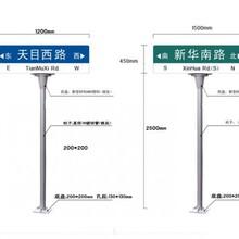 贵阳t广告型牌制作,交通指路牌图片