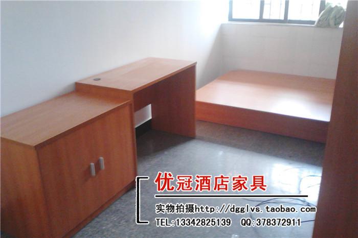 广州优冠酒店家具电视柜行李柜写字台等供应宾馆家具价