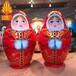 彩繪電鍍貼金箔噴漆處理玻璃鋼雕塑雞蛋擺件展覽小品道具來圖定制