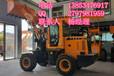无极变速小型铲车932型,涡轮增压动力强劲,云内4105发动机