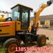 铲车改装两头忙挖掘机轮式挖掘机带滑道挖掘机市场走势