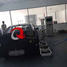 汽车门二盖耐久测试台合肥雄强数控供货浙江吉利汽车集团