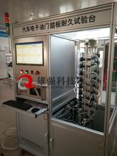 合肥雄强电子油门踏板烧录检测锁定一体综合试验机/电子油门踏板烧检锁