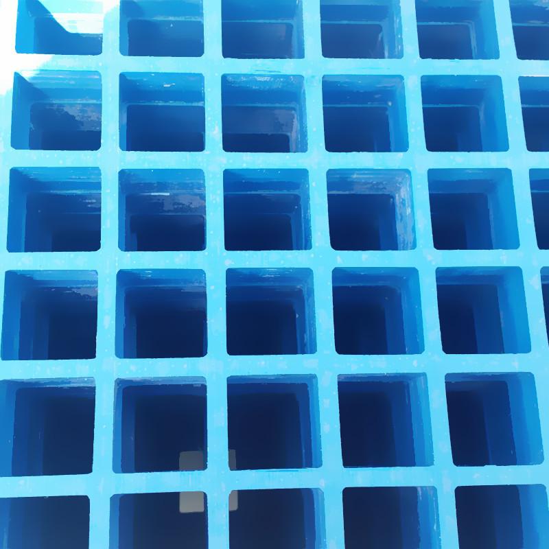 盖板玻璃钢格栅报价 厂家