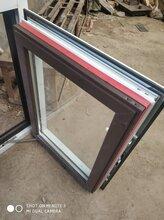 断桥铝防火窗,铝质防火窗,耐火窗图片