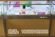 成都手机柜台木纹展示柜免漆板柜台oppo柜彩票展示柜