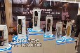 莆田柜台指纹锁展示柜春天智能锁柜台智能锁墙柜