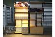 泉州眼镜柜展柜制作设计惠安智能指纹锁展柜展示架
