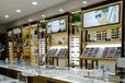 呼倫貝爾眼鏡展示柜快時尚風格眼鏡柜臺批發
