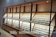南平展柜定制木纹柜专业