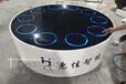 鎮江超級智慧家智能鎖柜臺汽車隔熱膜展示柜實物圖片