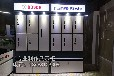 無錫王力智能鎖展示架電腦設備展示柜大氣