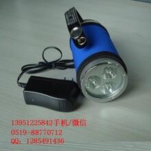 海洋王款RJW71013x3WCREE锂电池手提式防爆探照灯