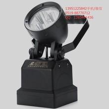 华荣款BAD309E便携式多功能强光灯3x3WCREE光源锂电池式防讯应急照明灯