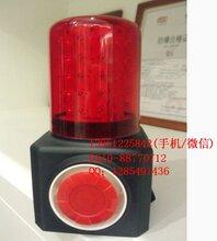 FL4870多功能声光报警器115分贝锂电池组红色闪光报警器图片