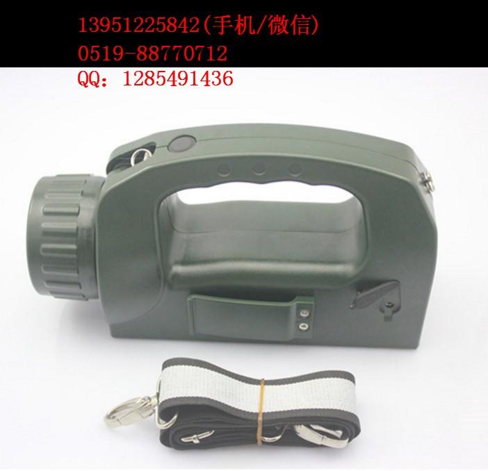 IW5500JU手摇式强光巡检工作灯USB应急充电巡检探照灯