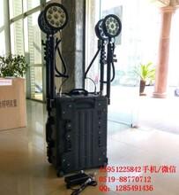 JG139便携式移动照明系统升降工作灯箱灯带USB拉杆式移动照明箱灯