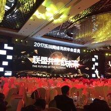 上海视频LED显示屏租赁公司图片