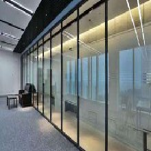 石景山区安装玻璃隔断安装定做钢化隔断格局
