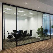 丰台区安装玻璃隔断安装钢化玻璃隔断高隔间