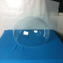 亚克力半球透明防尘罩,半球罩,各款式先进机械亚克力罩子,透明罩