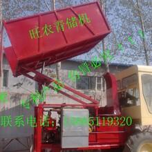 青储玉米收割机专用玉米秸秆收获机玉米秸秆青储机青储秸秆回收机