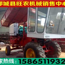 厂家生产青储机玉米秸秆青储机联合改装的秸秆收割机青饲料机图片
