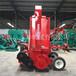 皇竹草收割收集机秸秆收割机价格石家庄牧草粉碎回收机