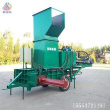黄冈养牛压块机生产压包机厂家黄储饲料生产机