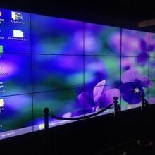 黑龙江无缝液晶屏55寸电视墙