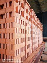 河北红砖厂家常年大量生产红砖、多孔砖,质优价廉图片