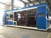 XG-6076PLC控制負壓多工位吸塑機