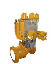 進口自驅式安全切斷閥-天然氣管道安全切斷閥圖片