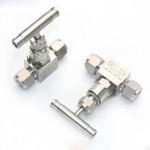进口卡套式节流阀-德国莱克进口卡套式节流阀图片