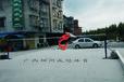 广西羽毛球柱,广西球场羽毛球柱,广西网球场柱子