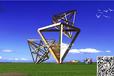 专业定制抽象不锈钢雕塑室内外景观雕塑小品城市园林景观小品雕塑专业雕塑