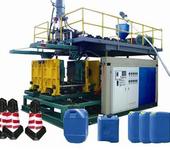 生产化工桶的机械设备中空成型吹塑机