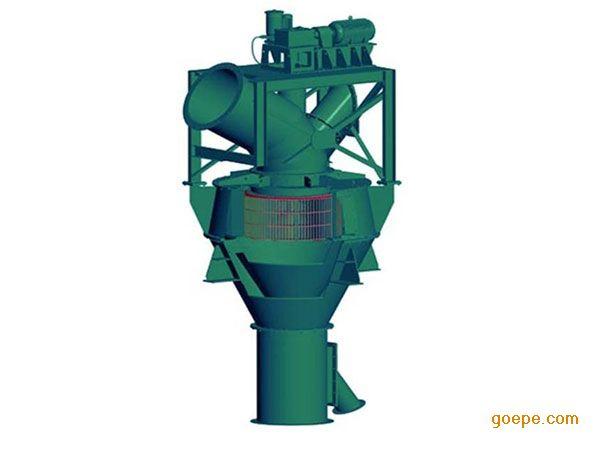 推荐选购煤磨动态选粉机构造原理及特点