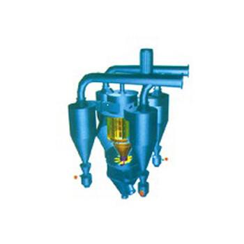 三分離選粉機機常見故障的解決螺旋分級機離心機