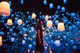 科技星空展设备无线星空呼吸共振灯光影迷宫炫彩许愿树星空花园迷宫等出租出售