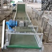 皮带爬坡输送机PVC皮带上料机厂家定制加工图片