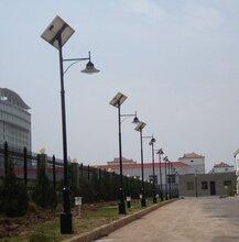 厂家直供整套价格优惠质量保证的太阳能庭院灯